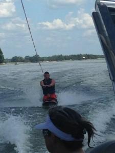 Water Knee Boarding